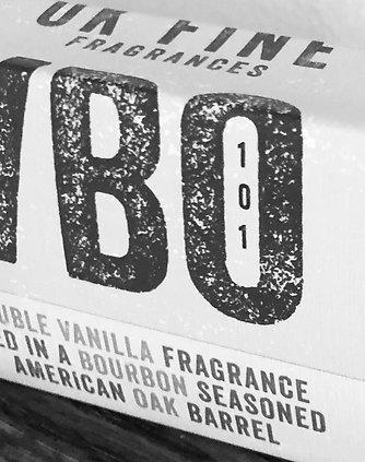 VBO Batch #101 DOUBLE VANILLA BOURBON AGED IN BOURBON OAK BARREL