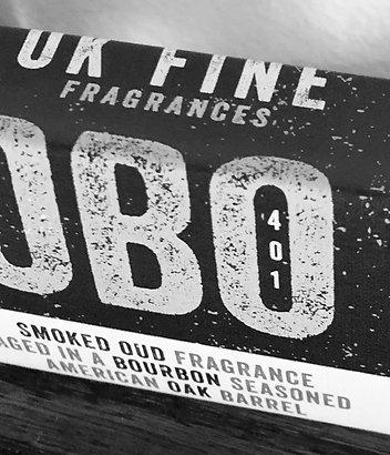 OBO Batch #302 Smoked Oud Aged in a Bourbon Seasoned American Oak Barrel