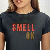 SMELL OK Women's Tshirt