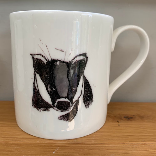 TEArrific Creature (Bone China Mugs)