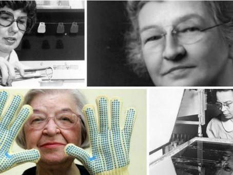 11 tecnologias extraordinárias criadas por mulheres