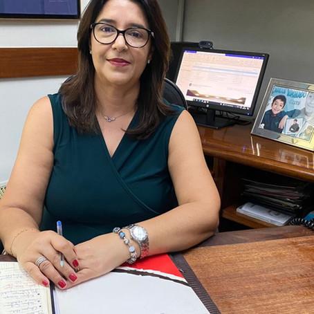 Tânia Guimarães - Trabalhar é uma oportunidade de aprender todos os dias