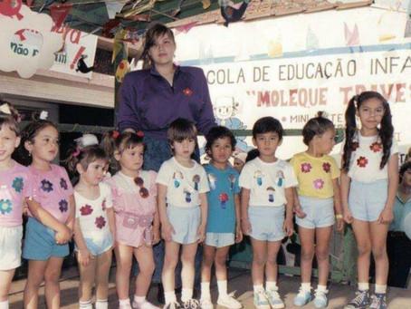 Ellen Santiago – Muitas rotas profissionais até chegar à sua paixão: o TRC