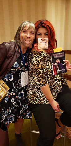 Me & Gina bein' goofy!