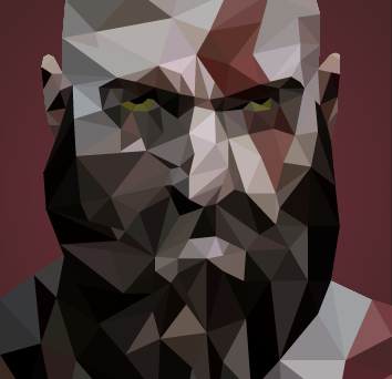 Low Poly Kratos