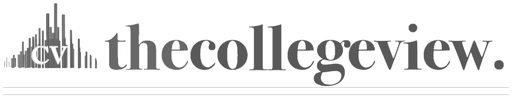 The College View Logo