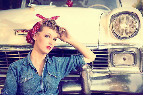 Print Rockabilly [Chevrolet]