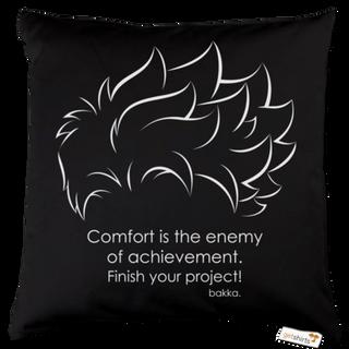 Cotton pillow - achievement