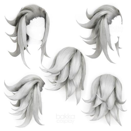 bakka Cosplay Moira wig