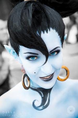 Genie creation by bakka Cosplay