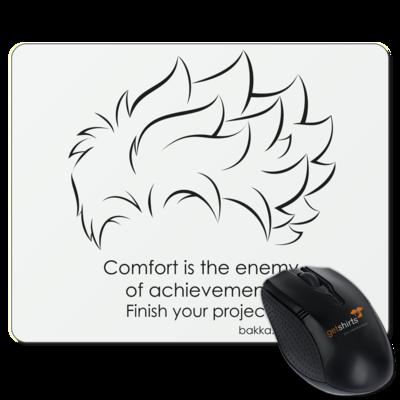 Mousepad Textil - bakka achievement