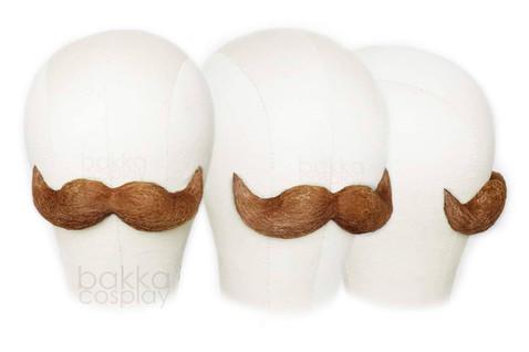 bakka Cosplay Escanor beard