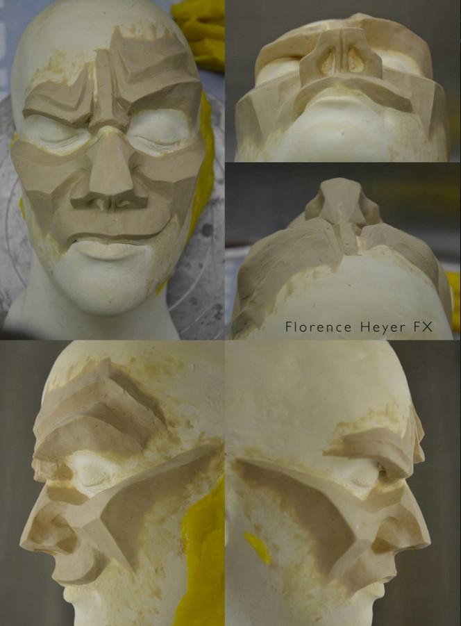 2014 Gargoyle sculpt