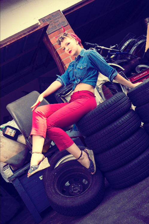 Print Rockabilly [Tyres]