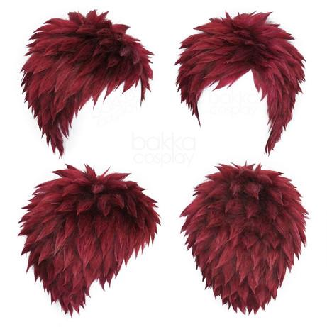 bakka Cosplay Gaara wig
