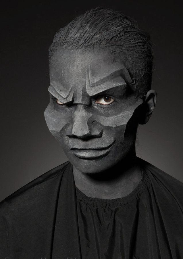 2014 Gargoyle prosthetics photo: die maske