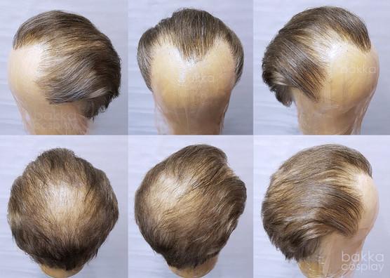 bakka Cosplay Wilhuff Tarkin human Hair