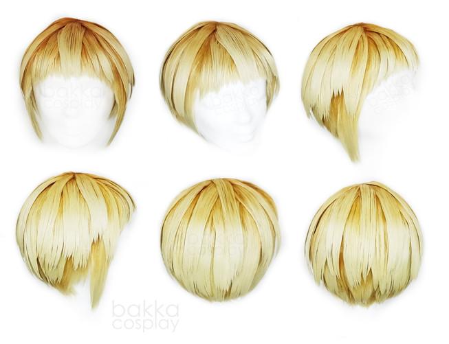 bakka Cosplay Sera wig