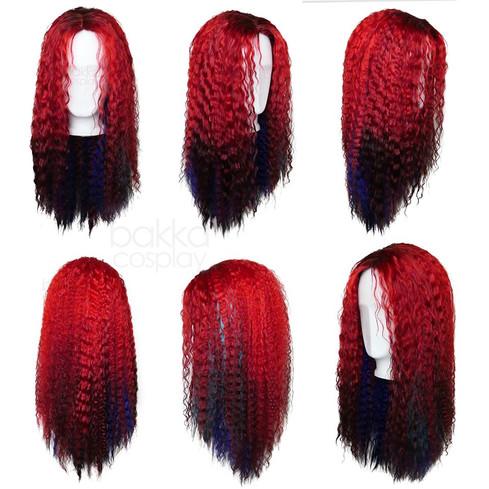 bakka Cosplay Slipknot wig