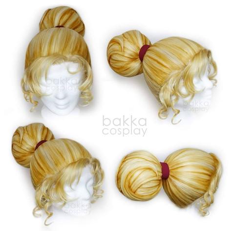 bakka Cosplay Tinkerbell wig
