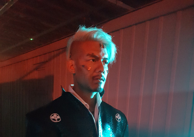 Andy Long, Cyberpunk 2077 Fanfilm, T7 Productions