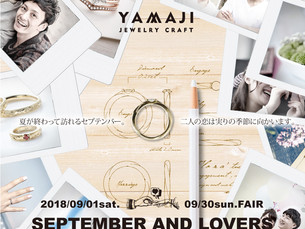 SEPTEMBER AND LOVERS FAIR