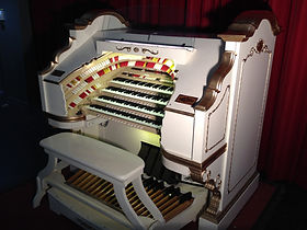 Kingston 4/21 Style 270SP Wurlitzer - Opus 1987