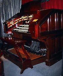 Dendy 3/16 Style 260 Wurlitzer - Opus 637