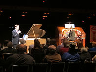 Scott & Mark Page (piano) Berkeley Community Theatre 4/41 Wurlitzer March 2014