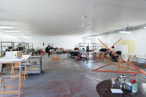 NES Studio space