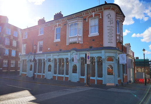 The Pig & Tail public house, Jewellery Quarter
