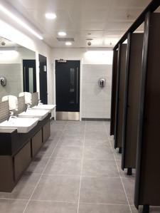 Millennium Point Toilets