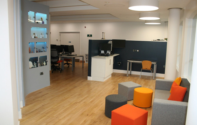 School of Jewellery Technology Hub