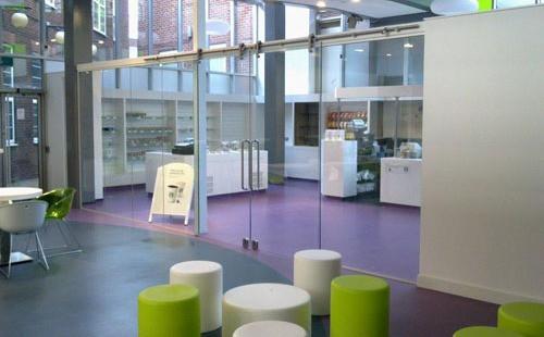 Atrium Coffee Shop