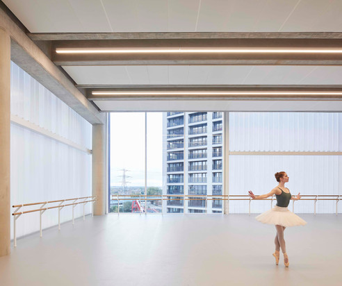 English National Ballet London Headquarters