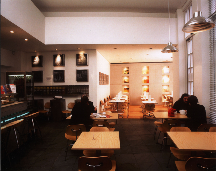 Ikon Art Gallery Cafe