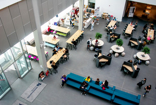 BCU Parkside Atrium
