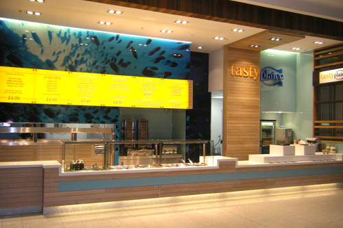 Tasty Plaice Food Outlet