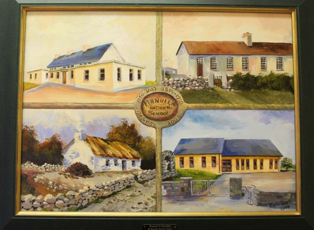 Super Work of Art Showing Our School History