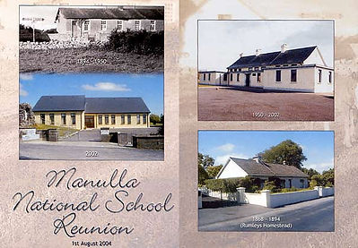 mayo-ireland-manulla-school-reunion-book