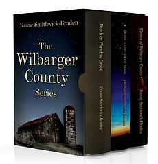 The Wilbarger County Series Box Set Volu