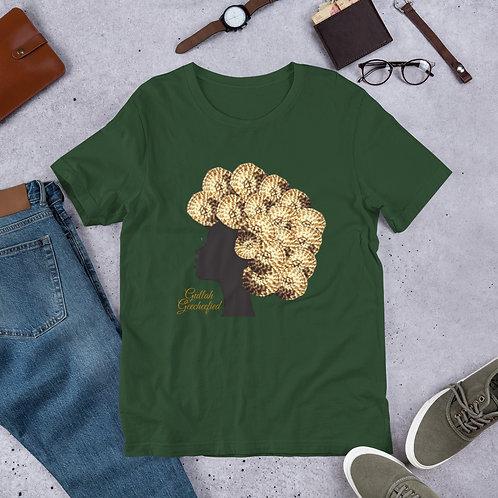 Gullah Geecheefied fro Short-Sleeve Unisex T-Shirt