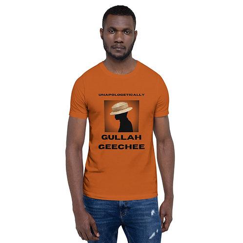 Unapologetic Gullah Geechee Short-Sleeve Unisex T-Shirt