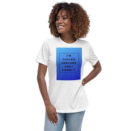 I'm Gullah Geechee Women's Relaxed T-Shirt