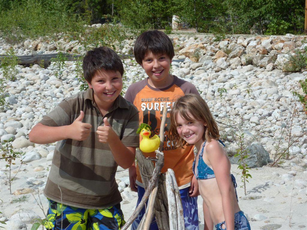 3 Amigos at the Creek.jpg
