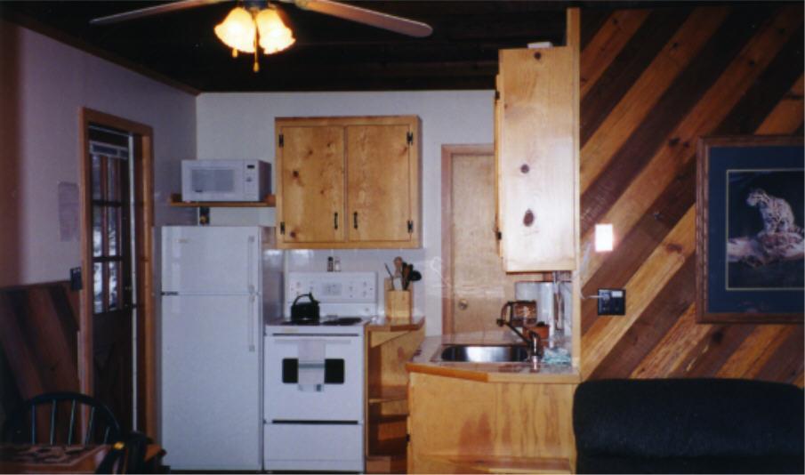 Interior Cabin #4