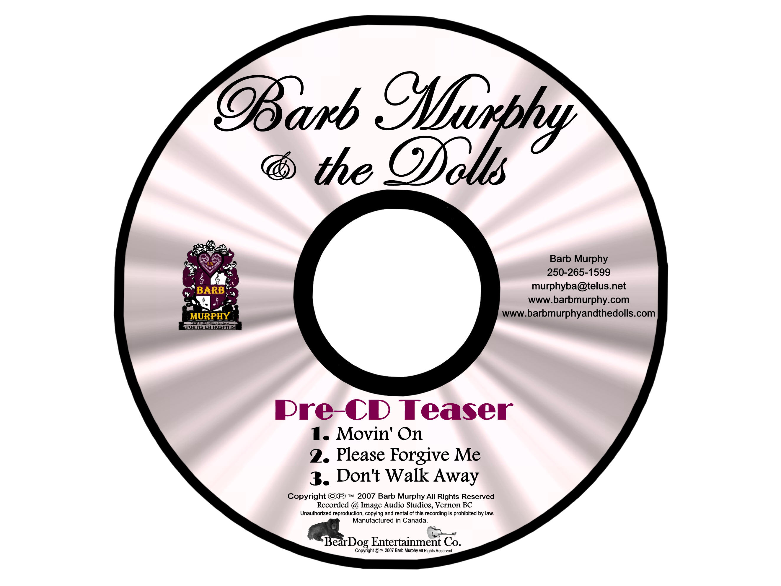 CD Label 4