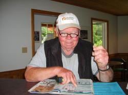 My Dad making construction plans.jpg
