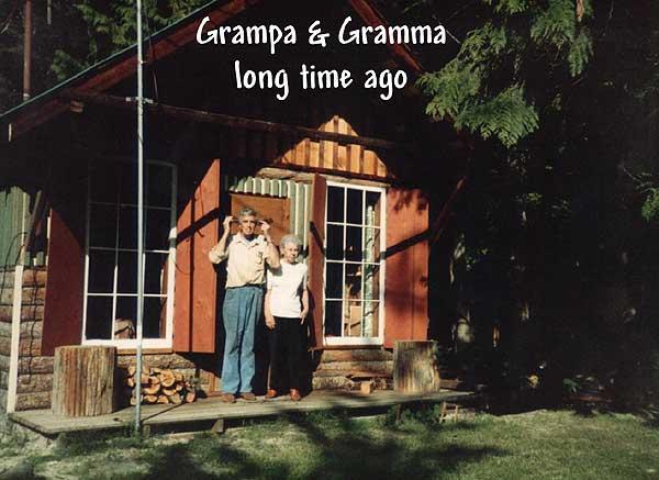 Grammpa & Gramma Cabin #4