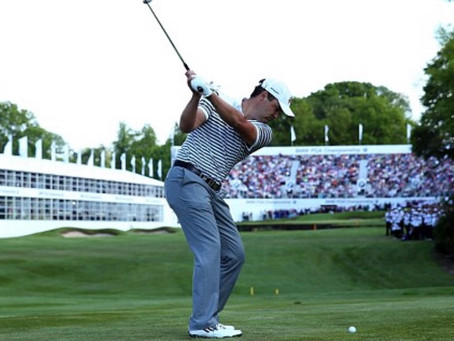 Fundamentals of the Golf Swing
